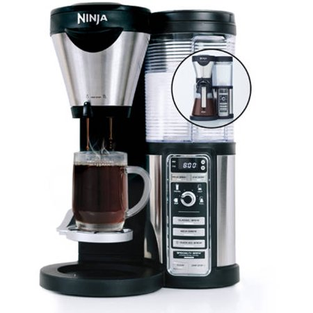 Ninja Coffee Bar Auto Iq Coffee Maker W/ Glass Carafe Reviews : Ninja Coffee Bar Auto-iQ Brewer with Glass Carafe, CF080 - Best Coffee Makers