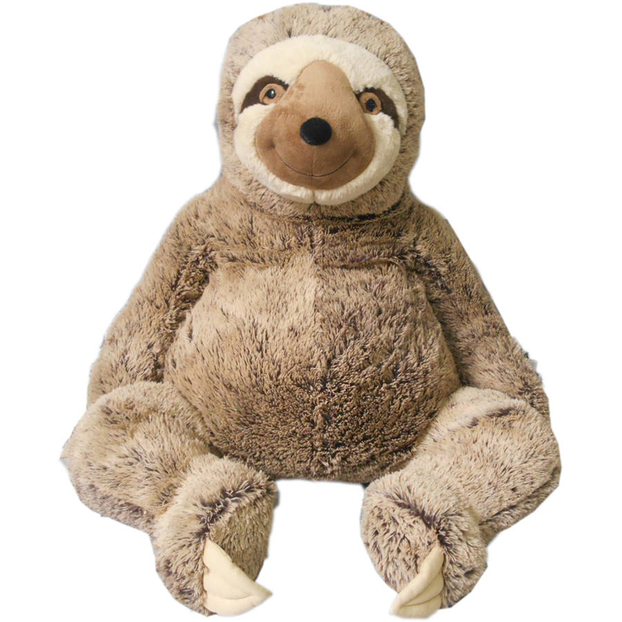 Sloth Plush Extra Large Walmart Com