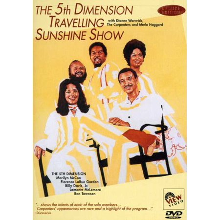 The 5th Dimension Travelling Sunshine Show (DVD)