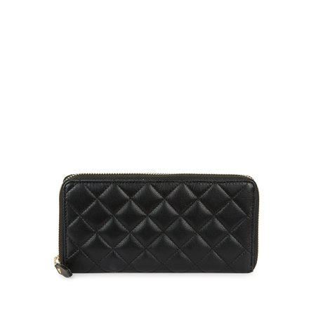 Quilted Zip-Around Wallet (Juicy Couture Wallets For Women)