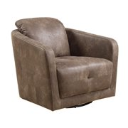 Blakely Swivel Chair Palance-Color:Silt