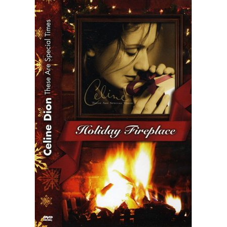 These Are Special Times-Holiday Fireplace (DVD)