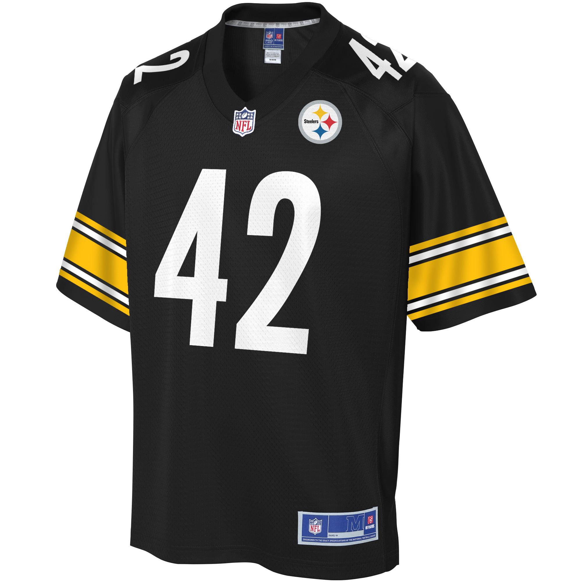 huge discount f5344 0f2fe Morgan Burnett Pittsburgh Steelers NFL Pro Line Player ...