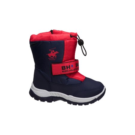 Beverlly Hills Polo Club Unisex Snow Boots