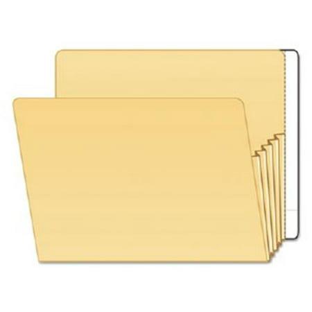 File Folder End Tab Converter Extenda Strip, 3.25 x 9.5 - White