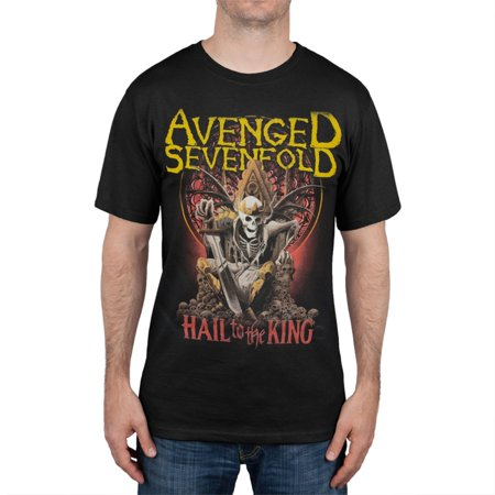 Avenged Sevenfold - New Day Rises 2014 Tour T-Shirt