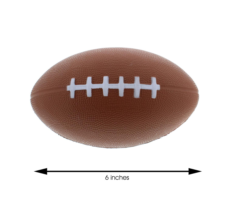 b22b3c69b17d Football Practice Inflatable QB Throwing Target and Mini Football Set - 5  Feet Tall - Walmart.com
