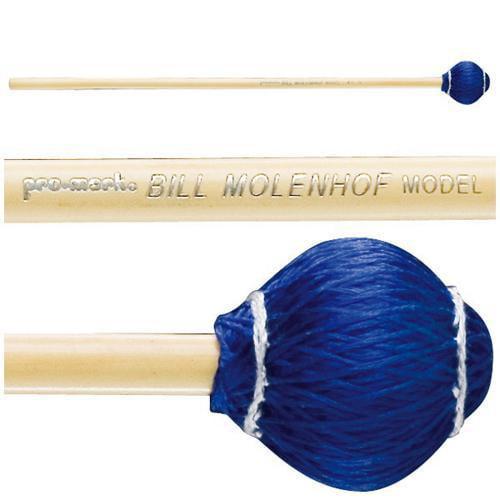 Promark PBM40 Bill Molenhof Signature Series Rotational Vibes Mallets by