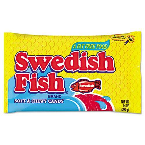 MONDELEZ INTERNATIONAL 4331800 Candy, Original Flavor, Red, 14 oz Dispenser Box