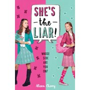 She's the Liar (Hardcover)