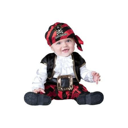 Captain Crunch Halloween Costume (Cap'n Stinker Infant/Toddler)