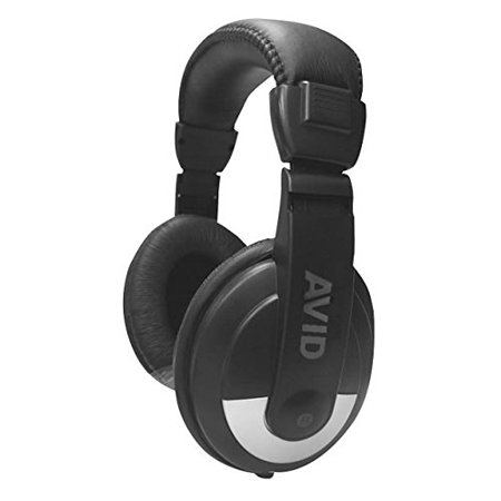Avid Technology Over Ear Headphones Sm 25