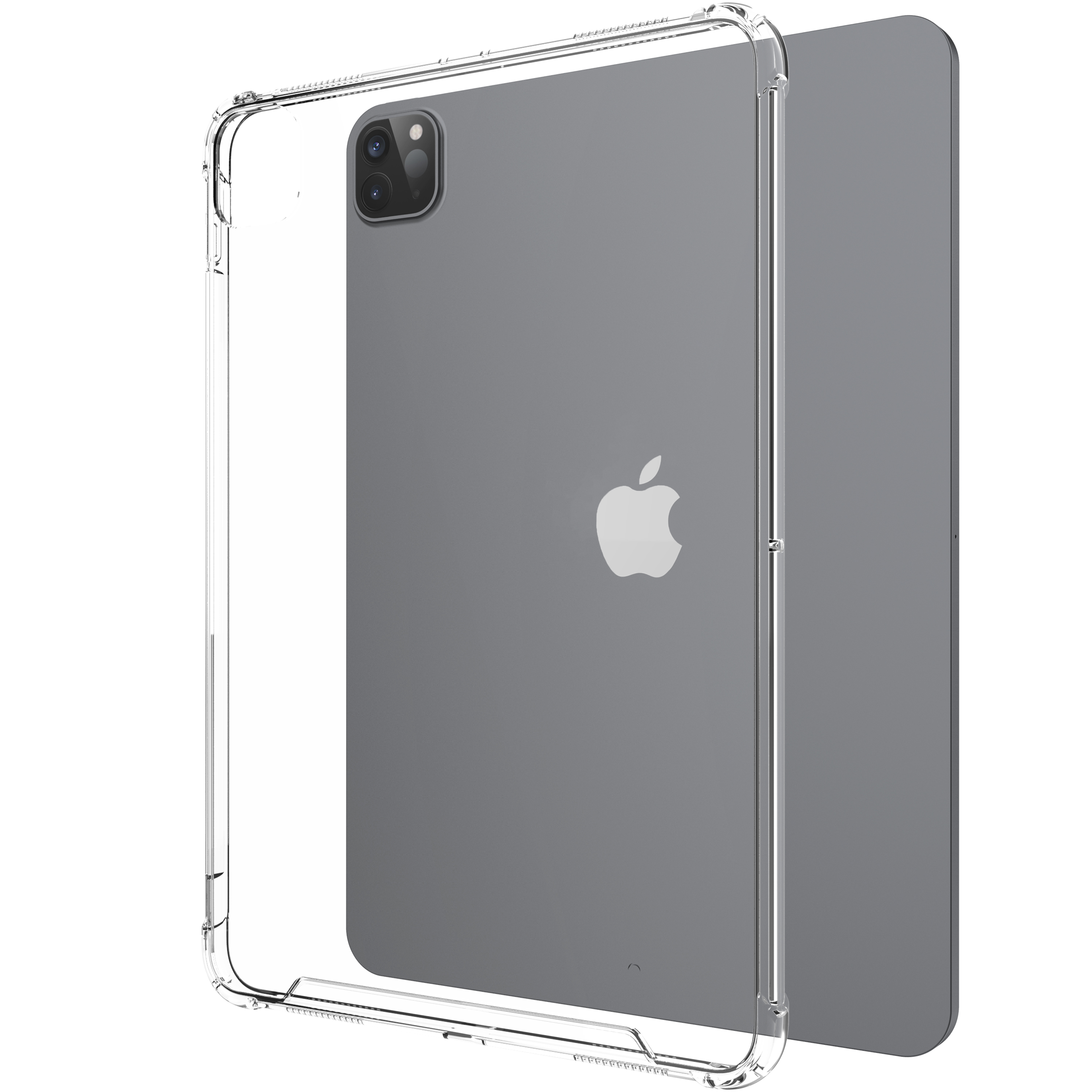 CLEARVIEW Case for iPad Pro 12.9 Case 2020 Clear View with ...