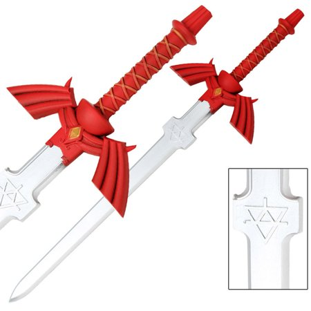 Legend of Zelda Shadow Master Foam Sword Red Version](Legend Of Zelda Sword)
