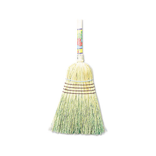 Boardwalk Natural Warehouse Broom With Wood Handle by BOARDWALK
