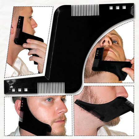 New Beard Styling Comb Shaping Tool Mustache Face For Men Gifts (Eyeglass Styles For Face Shapes)