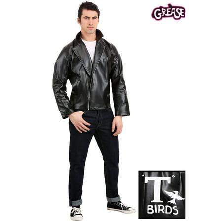 Cheap T Bird Jacket (Adult Grease T-Birds Jacket)
