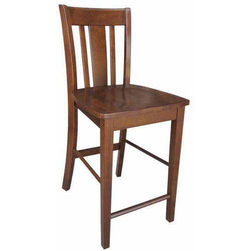 """San Remo Counter-Height Stool, 24"""""""