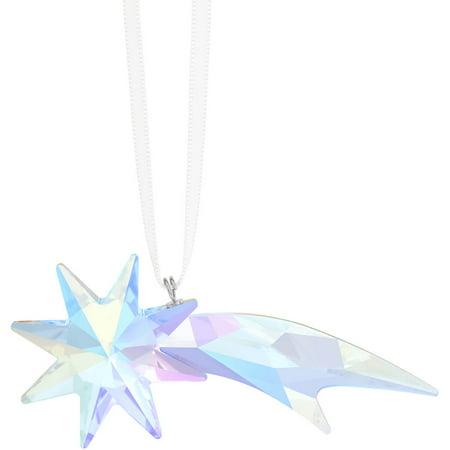 Swarovski Christmas SHOOTING STAR ORNAMENT -5287009 Swarovski Christmas Star