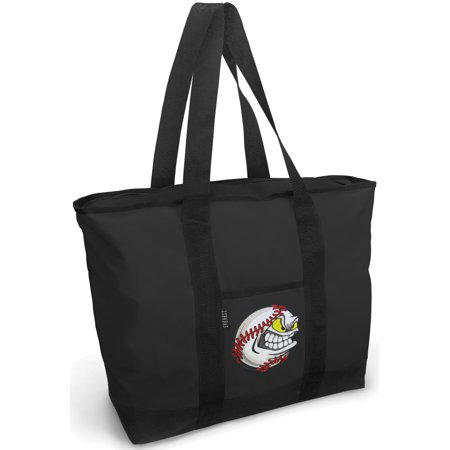 Baseball Tote Bag Deluxe Baseball Tote Bags