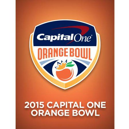 2015 Capital One Orange Bowl  Blu Ray   Dvd