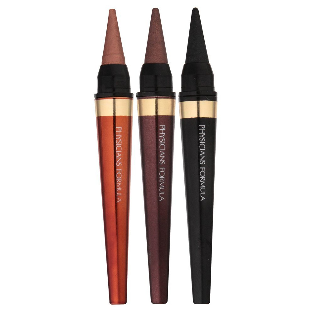 Physicians Formula Shimmer Strips Custom Eye Enhancing Kohl Kajal Eyeliner Trio - Warm Nude Eyes