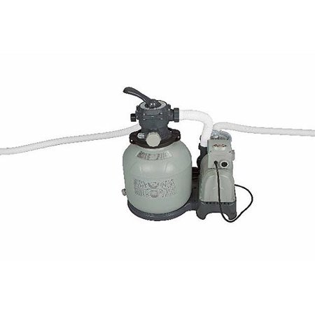 Intex 2 800 Gph Sand Filter Pump Walmart Com