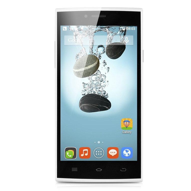"THL T6C  5.0"" Dual SIM Card Dual Standby Mobile Phone Unlocked 3G"