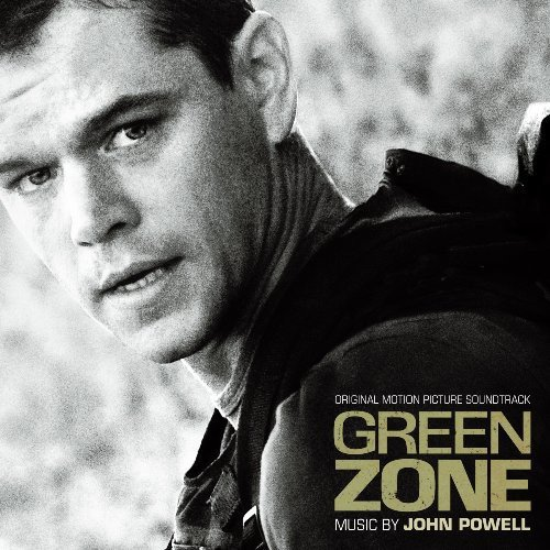 John Powell Green Zone [Original Motion Picture Soundtrack] [CD] by