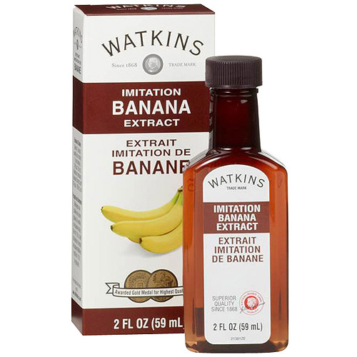 (3 Pack) Watkins Imitation Banana Extract, 2 fl oz