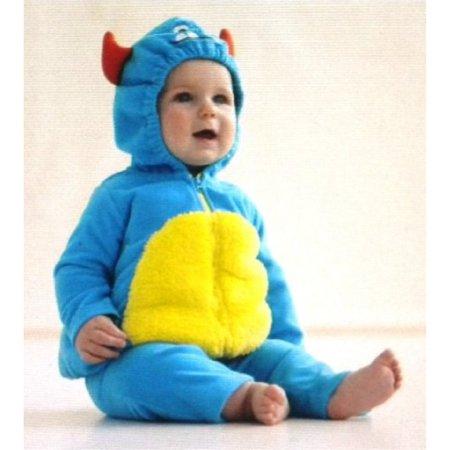 Monster Baby Costume Halloween (Carter's Baby Halloween Costume Blue Monster (6-9)