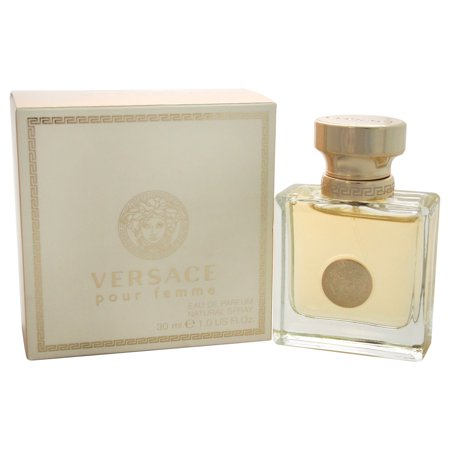 Versace Signature Femme By Versace Edp Spray (Gold By White) 1.0 Oz (W) (Versace Gold)