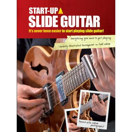 Start-Up: Slide Guitar - eBook Slide Guitar Book
