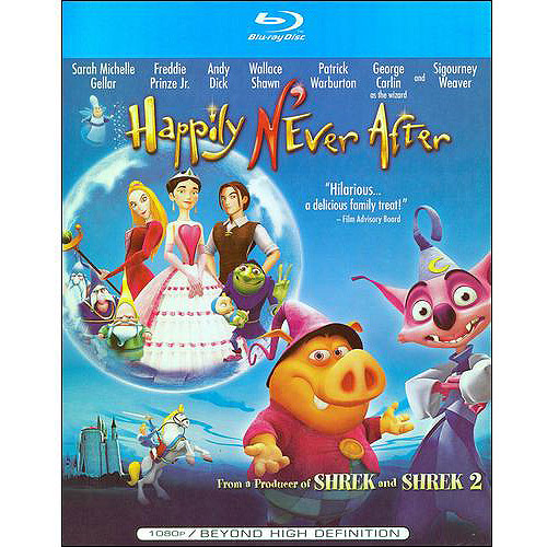Happily Never After (Blu-ray)