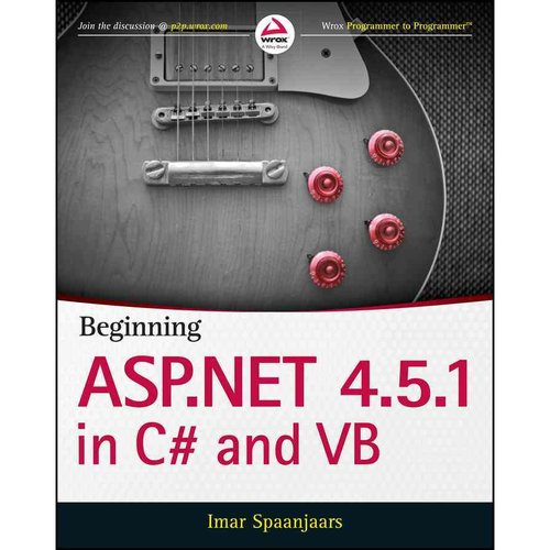 Beginning ASP.NET 4.5.1: in C# and VB