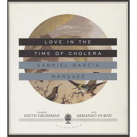 Love in the Time of Cholera (Gabriel Garcia Marquez Of Love And Other Demons)