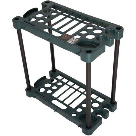 Stalwart Compact Garden Tool Storage Rack -  Fits Over 30 (Fpt Garden)
