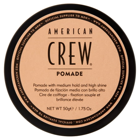 American Crew Medium Hold Pomade, 1.75 oz (Best Medium Hold Pomade)