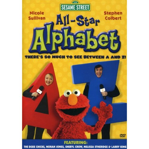 Sesame Street: All-Star Alphabet (Full Frame) by SONY CORP