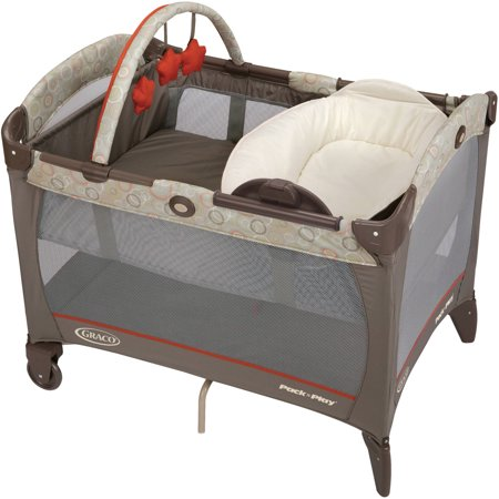 Graco Pack 'N Play Playard with Reversible Napper and Changer ...