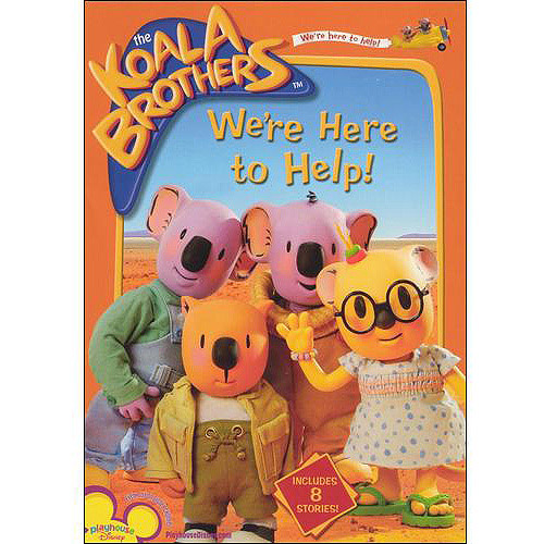 Koala Brothers: We're Here To Help