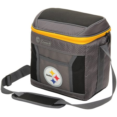 Pittsburgh Steelers Coleman 9-Can 24-Hour Soft-Sided Cooler - No Size - Pittsburgh Steelers Store