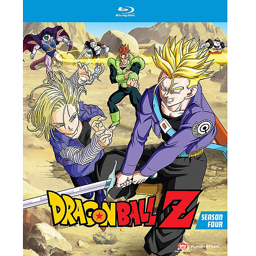 Dragon Ball Z: Season 4 (Blu-ray)