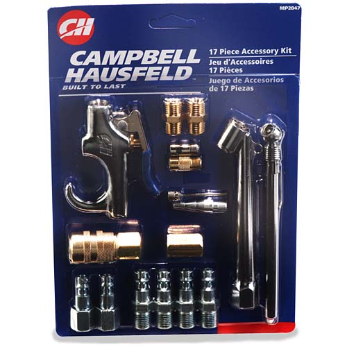 Campbell Hausfeld 17-piece Air Accessory Kit