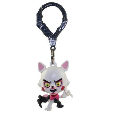 1X Fnaf Five 5 Nights At Freddys Mangle Clip Mini Figure Hanger Toy Kids Gift