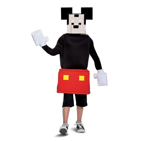 Mickey Mouse Crossy Roads Classic Child Costume - Mickey Mouse Coustume