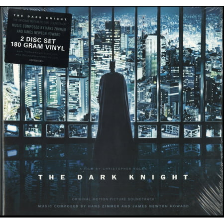 Dark Knight - The Dark Knight (Original Motion Picture Soundtrack) - Vinyl