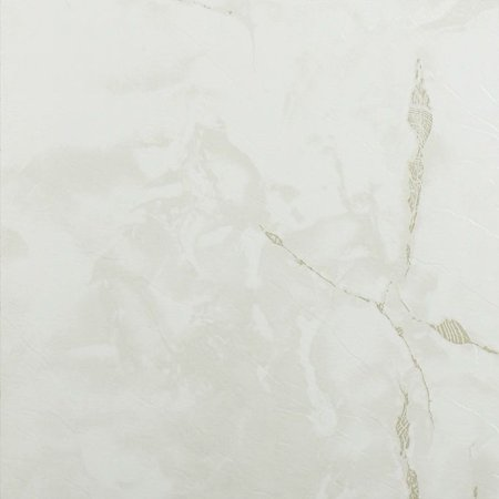 Achim Nexus Classic White with Grey Veins 12x12 Self Adhesive Vinyl Floor Tile - 20 Tiles/20 sq.
