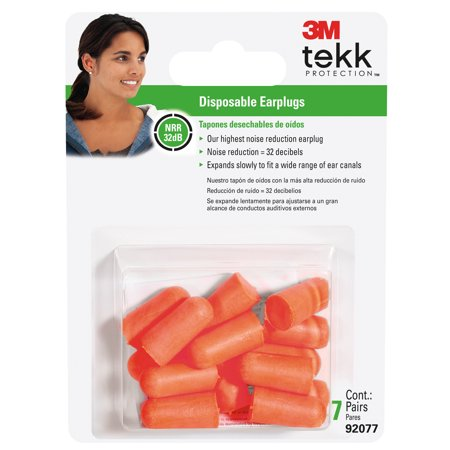 3M TEKK Protection Lawn and Garden Earplugs