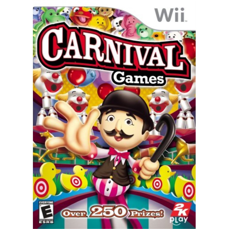 Take Two Carnival Games Wii
